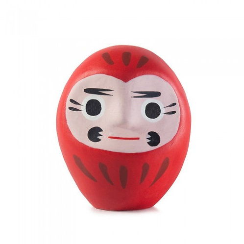 Daruma rouge porte-bonheur
