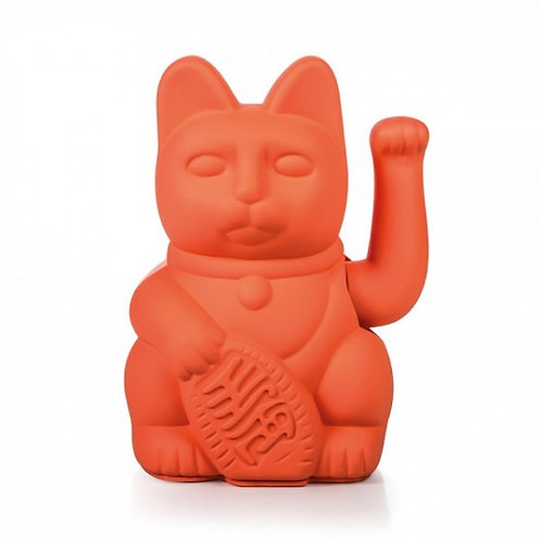 Lucky cat - Chat porte bonheur Maneki neko ROUGE - Donkey