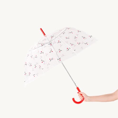 Parapluie adulte Bisou