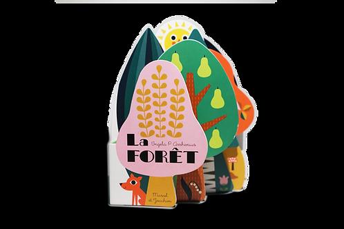 Livre La forêt - Marcel et Joachim