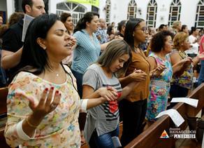 Hoje, iniciamos o combate da oração por Pentecostes, às 3h