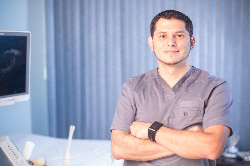 Ginecólogo    Gynecologist