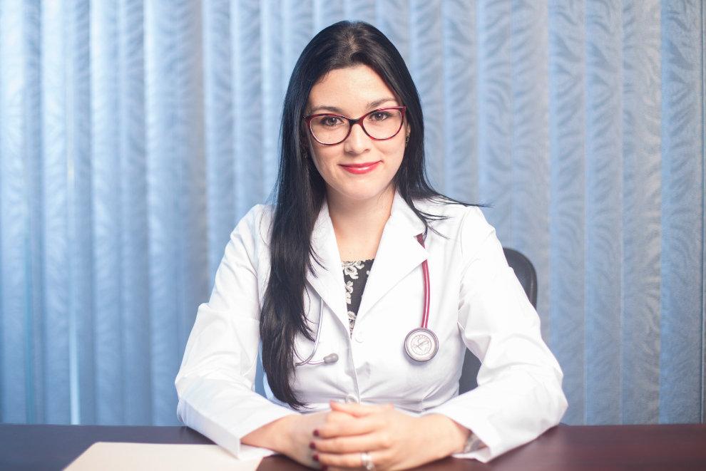 Endocrinóloga