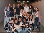 Lena Live Tour 2011/Band & Dancers