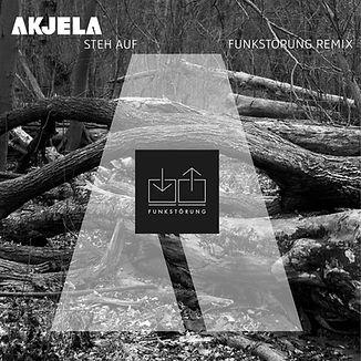 Akjela Funkstoerung Remix Cover 2000x200