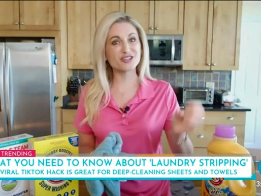 The Satisfying Trend of Laundry Stripping