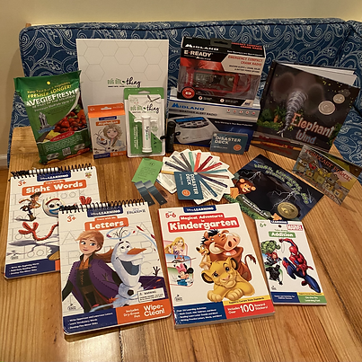 Gift of Preparedness Holiday Gift Pack.h