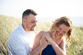 engagement session, beach photography