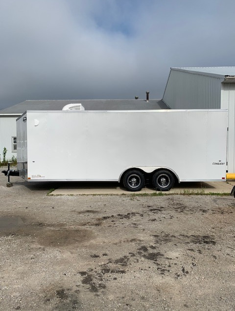 Mobile Training and Testing Trailer