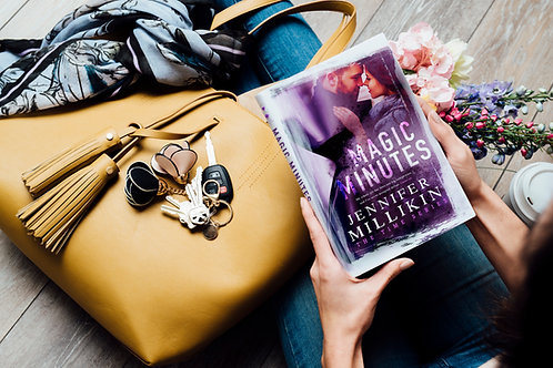 Magic Minutes (TheTime Series Book Two)