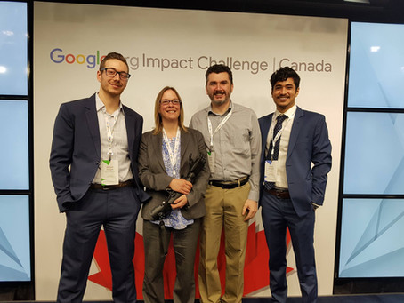 Google Impact Challenge - $250,000 for Amputees
