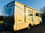 American RV sales UK
