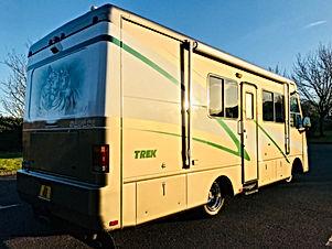 American RV sales UK