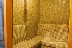 Ateş Sauna - Buhar odamız