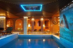 Ateş Sauna - Serinletici havuzumuz