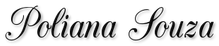 logo salon de belleza poliana souza