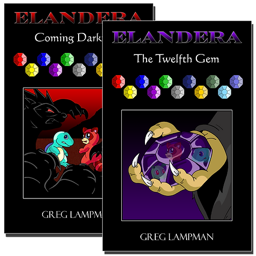 Elandera Book Bundle