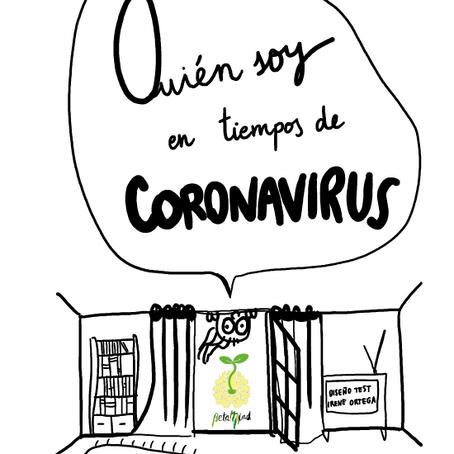 quien soy en tiempos del coronavirus