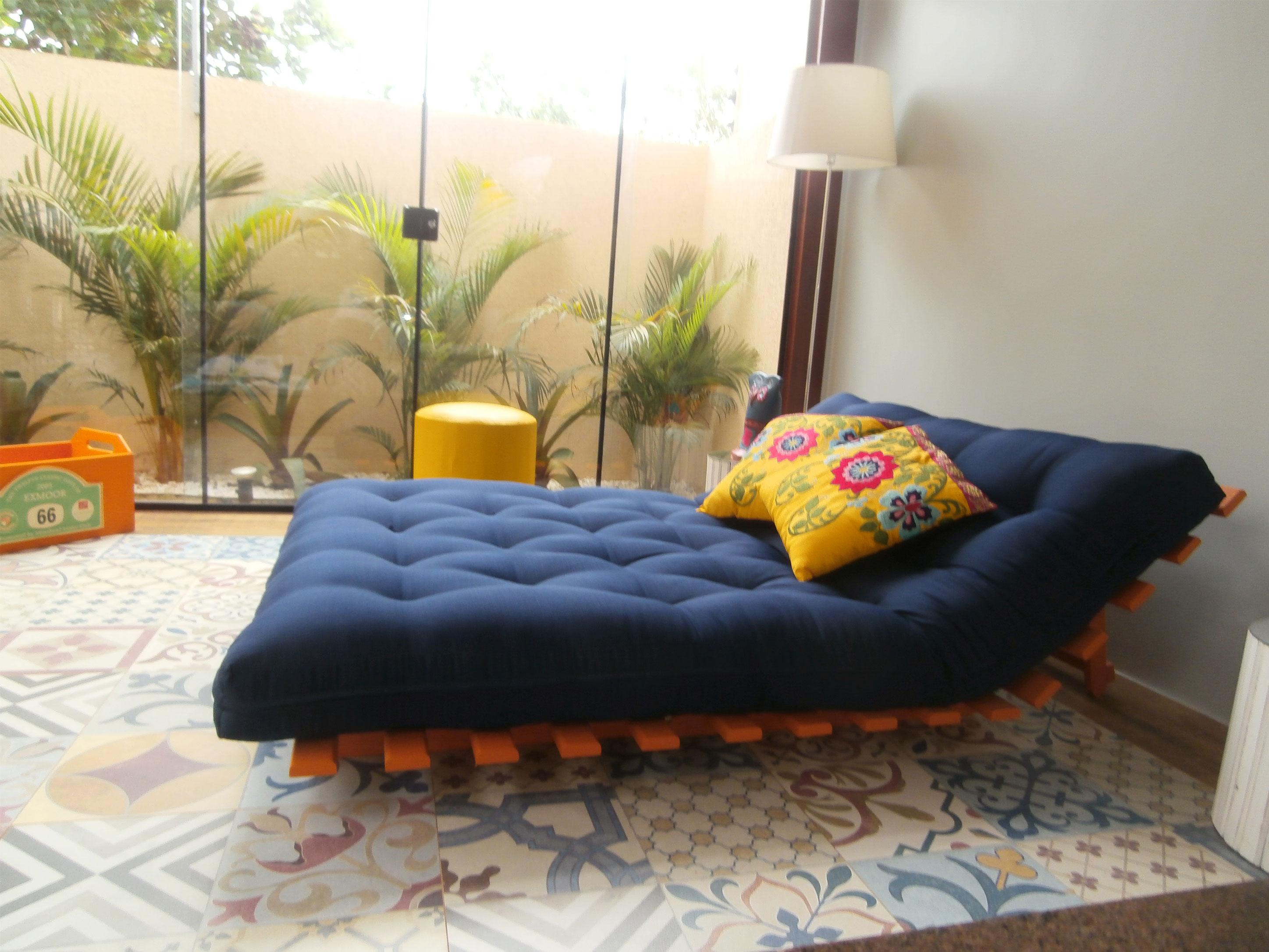Sofá-cama S casal ( chaise)