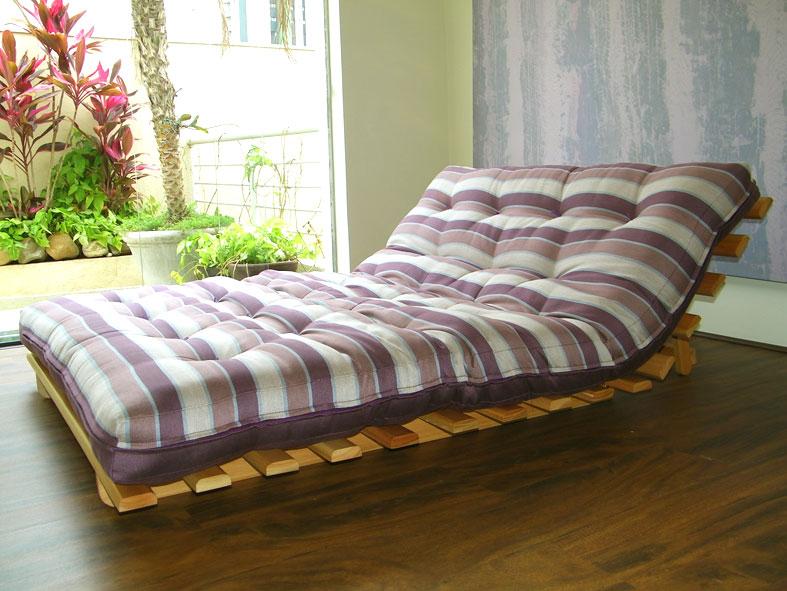 Sofá-cama S casal (chaise)