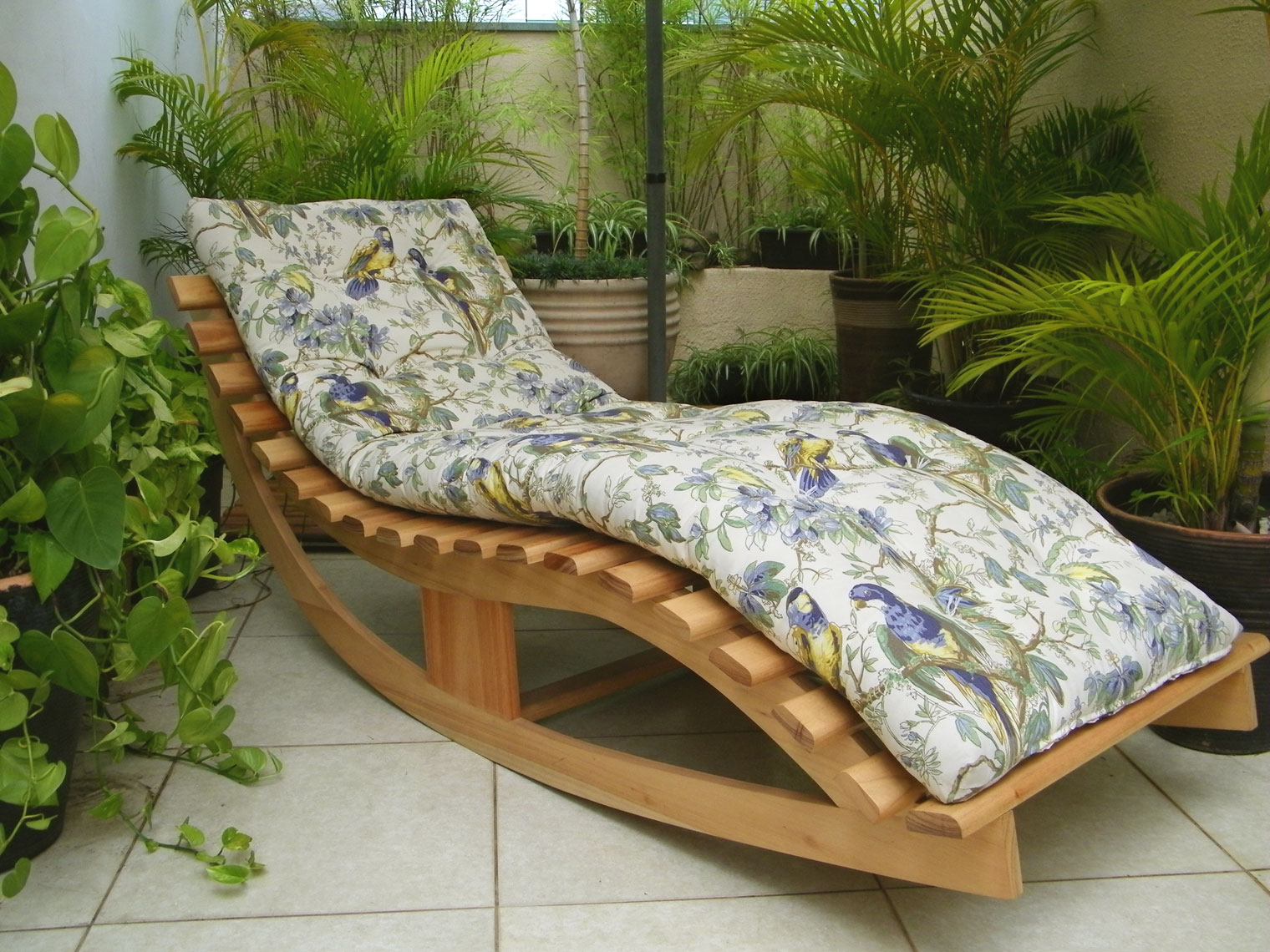 Chaise Indonésia