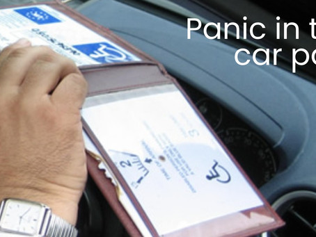 Panic in the Car Park...