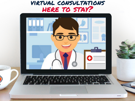 Virtual Consultations - Here to stay?