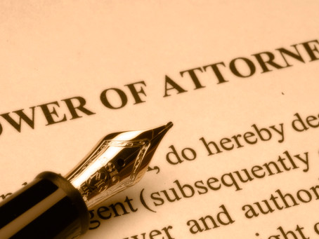 Wills & Powers Of Attorney - Time to Face Facts