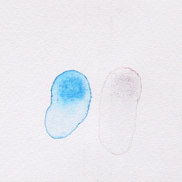 Colors Colliding (blue, gray)