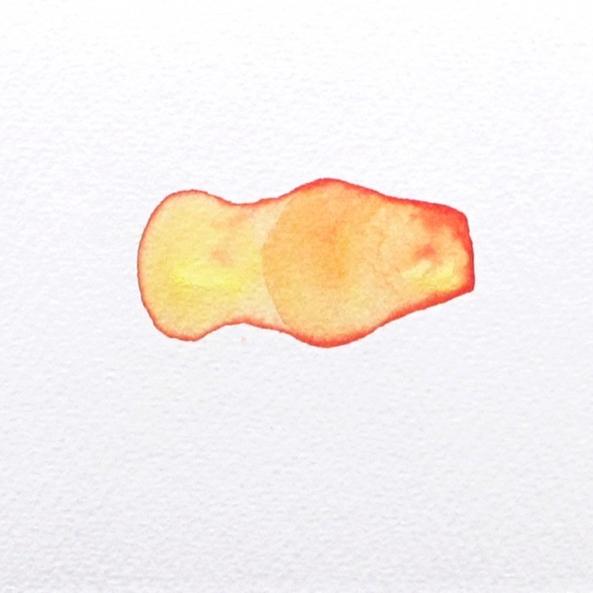 Colors Colliding (yellow orange, red)