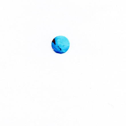 What I Found in a Bag of Confetti -blue oceanic