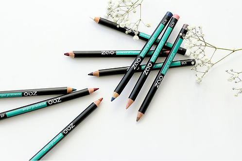 Crayons yeux et lèvres - ZAO make up