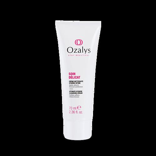 Crème nettoyante hygiène intime - Ozalys