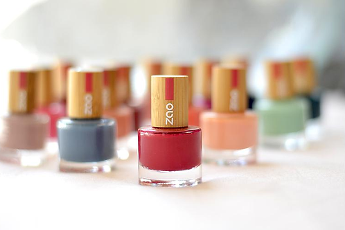 Vernis à ongles - ZAO make up