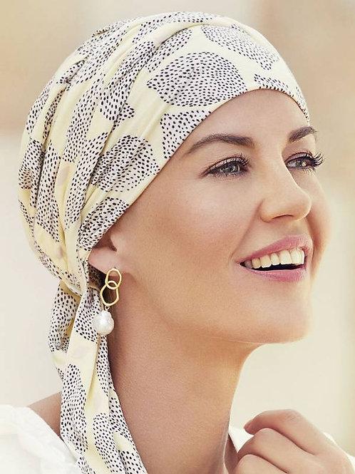Turban foulard Beatrice Bambou- Elite hair