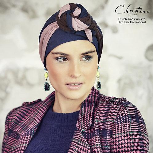 Turban-Foulard Viva Sibylle - Elite hair