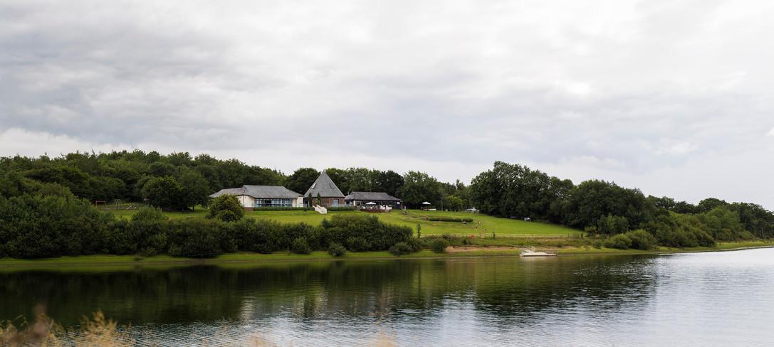 Roadford Visitor Centre, Roadford Lake.