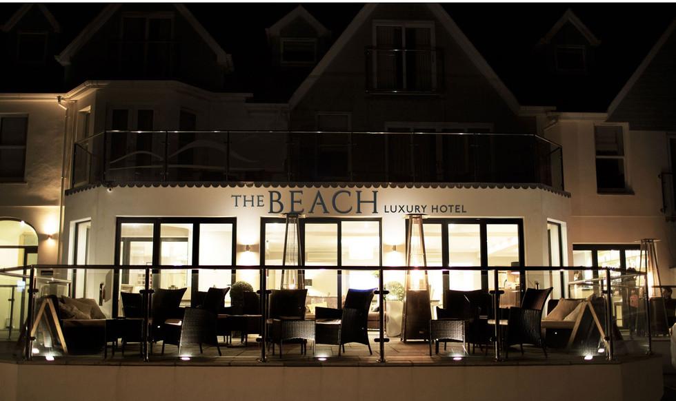 The Beach Hotel, Bude.