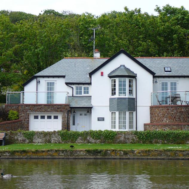 Captains Cottage, Bude