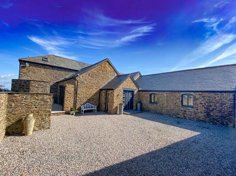 The Old Hay Barn, Cornwall.