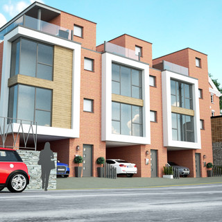 Castle Street concept, Launceston