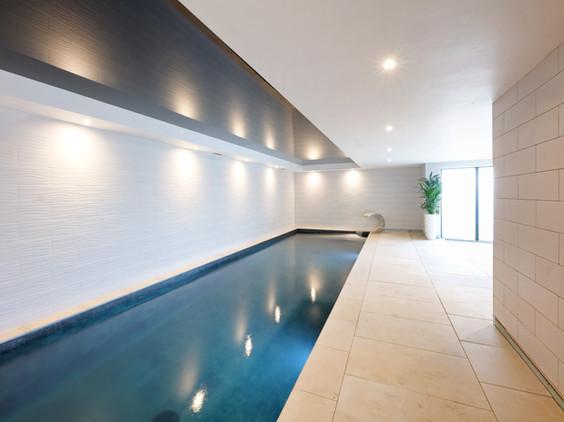 Bol  y Maer Apartments. Bude. Cornwall. Swimming pool