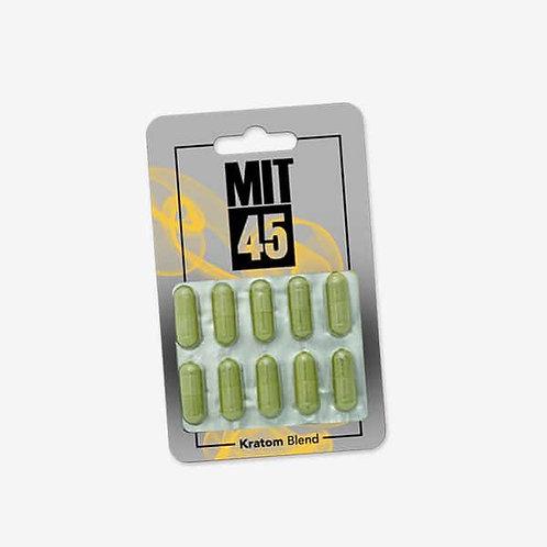 MIT 45 Silver Capsules