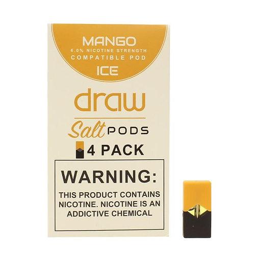 Draw Mango Ice Compatible Pod
