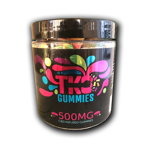 TKO Gummies 500MG