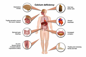 Calcium: Food, deficiency and benefits