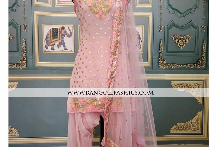 punjabi suits party wear