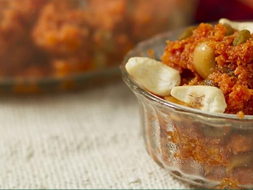 Recipe for Gajar ka halwa | Carrot Halwa Step By Step