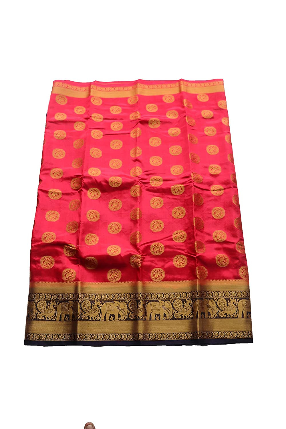 types of indian saree kanchipuram saree