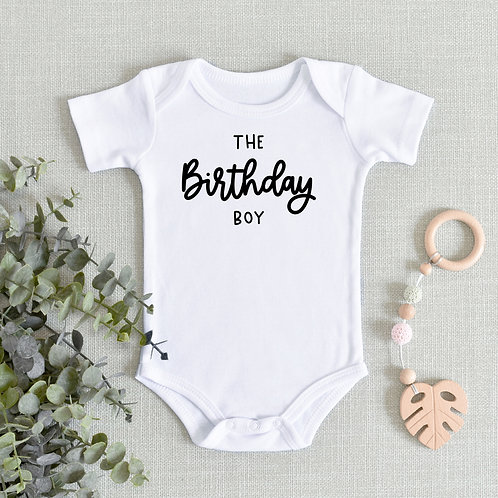 Baby's First Birthday Outfit